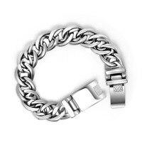 Fashion Jewelry Titanium Steel Bracelet Titanium Steel Accessories Glossy Men Titanium Steel Cutters