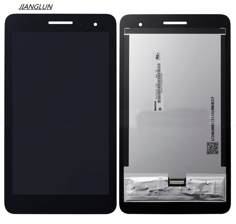 JIANGLUN For Huawei Honor Play Mediapad T1-701U LCD Touch screen + LCD Assmbly for huawei mediapad t1 701 t1 701u display panel lcd combo touch screen glass sensor replacement parts