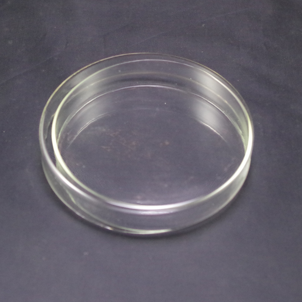 75mm Petri Dishes With Lids Clear Glass Each Bid For 1pcs