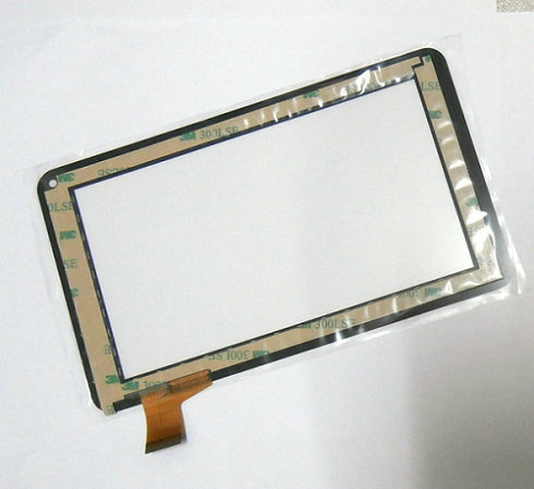 New touch screen For 7 inch Supra M741 M742 Tablet Touch panel Digitizer Glass Sensor Replacement Free Shipping black new 7 inch tablet capacitive touch screen replacement for 80701 0c5705a digitizer external screen sensor free shipping
