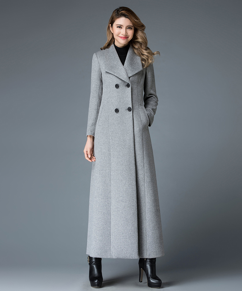 Online Buy Wholesale cashmere winter coat from China cashmere