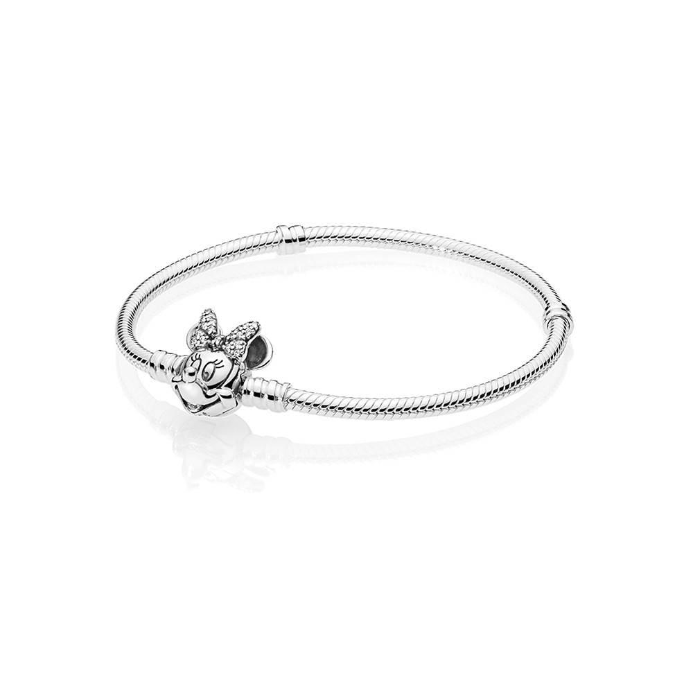 CHAMSS 2019 argent Sterling nouveau miam chatoyant souris Portrait Bracelet Original bijoux envoyer amant cadeau anniversaire de mariage