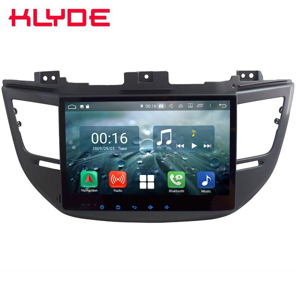 10.1 IPS Octa Core 4g Android 8.1 4 gb RAM 64 gb ROM RDS Voiture DVD Lecteur Multimédia radio Stéréo Pour Hyundai Tucson IX35 2015-2018