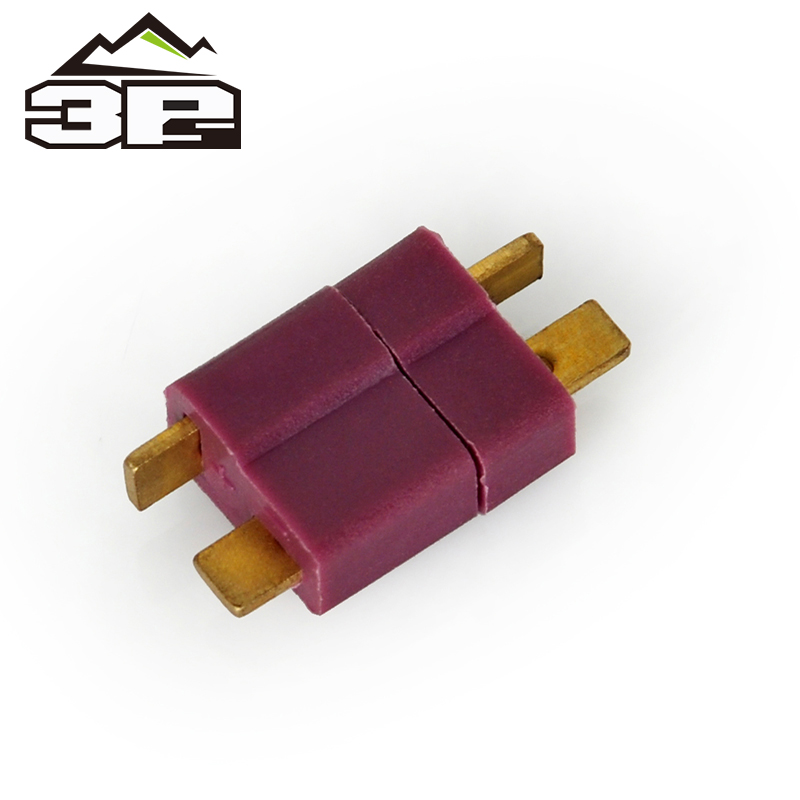 New Arrival High Quality T Connect Plug For Airsoft AEG Nylon Plastic WPW0112