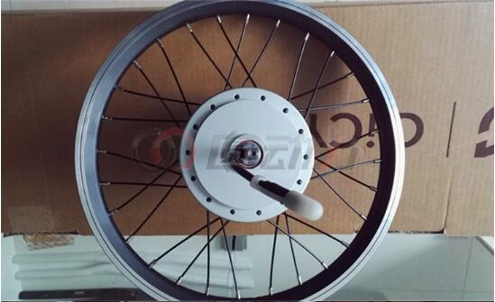 Front Wheel Motor For XIAOMI EF1 QICYCLE Elcetric Bicycle