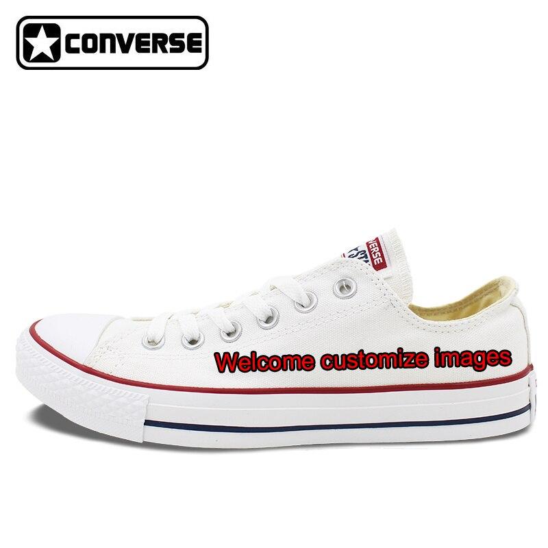 get custom white converse 5d8be 6a4b7