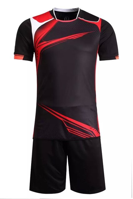 16cee053b95 cheap shirts wholesale jerseys with shorts with own design logos 2016 new  soccer jersey custom team uniforms best quality kits