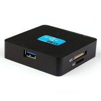 Malloom All-In-1 USB 3.0 Czytnik Kart CF Compact Flash Wielu Adapter Micro SD BK Cena hurtowa Unikalna Konstrukcja Super Speed