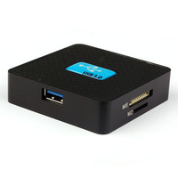 Malloom All-In-1 USB 3.0 c Ompact F Lashหลาย