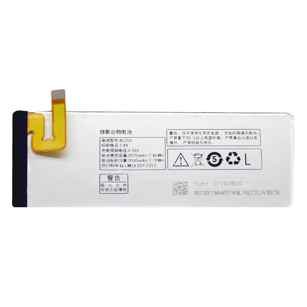 BL215 For <font><b>Lenovo</b></font> Vibe X <font><b>S960</b></font> S968T High Quality Replacement <font><b>Battery</b></font> 3.8V 2050mAh Li-ion Phone <font><b>Batteries</b></font> + TOOLS image