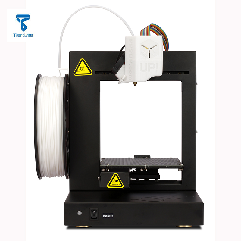 Tiertime Up Plus2 3D Printer Fully Assembled ABS/PLA Printing Auto Leveling цена 2017