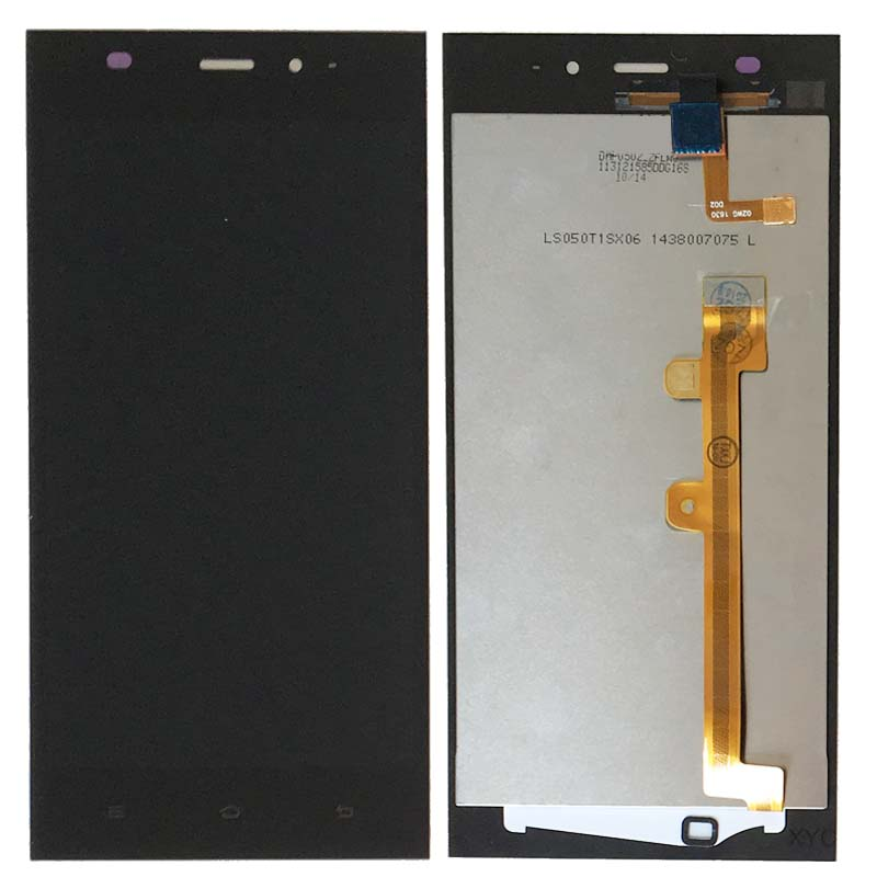 NEW Black LCD Display Glass Touch Digitizer Screen Assembly For Xiaomi MI 3 Replacement