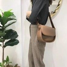 Moda Kemer Kadın Küçük Yuvarlak Çanta Düz Renk Tasarımcı Omuz askılı çanta Yeni Yüksek Kaliteli Seyahat Tatil el çantası