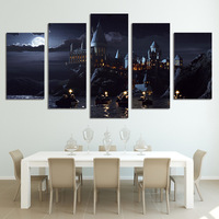 Posters And HD Prints Wall Pictures For Living Room 5 Piece Canvas Art Home Decor Painting