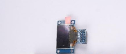 5pcs lot luminescent 0 96 128 64 dot matrix Blue OLED display module