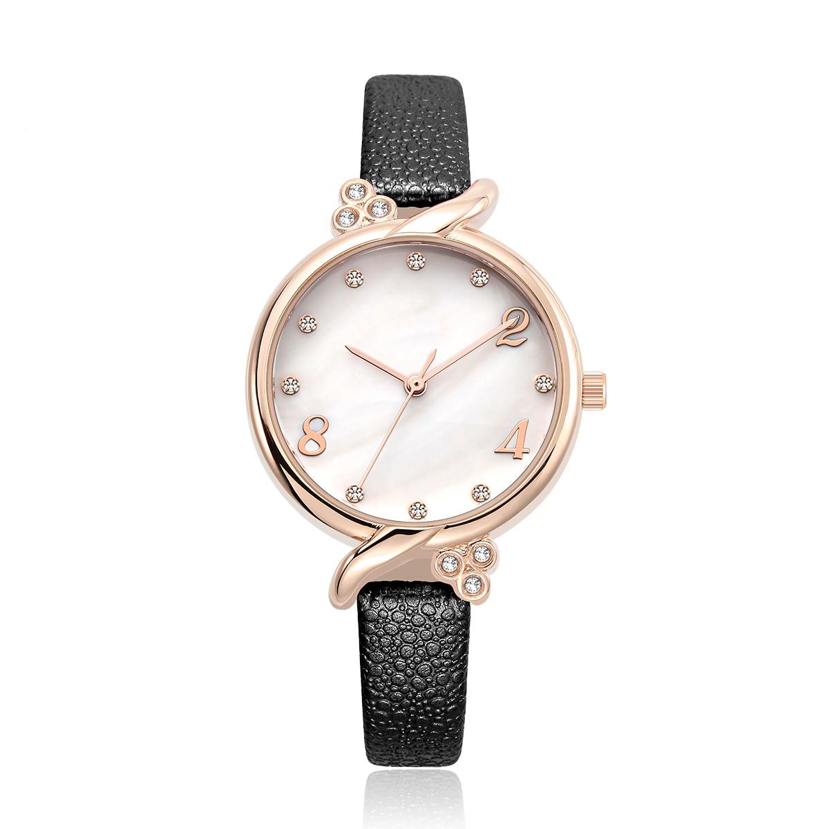 Fashion women brand watches leathr strap casual wristwatchesFashion women brand watches leathr strap casual wristwatches