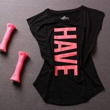 Тренажерный зал Женская майка Йога Топ Спортивная футболка для фитнес тренировки Спортивная одежда Топы Трикотаж