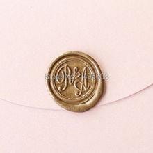 Wedding Invitation Wax Seal Sealing Stamp