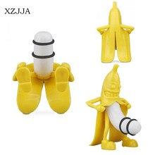 Novelty Mr. Banana Wine Stopper Plug