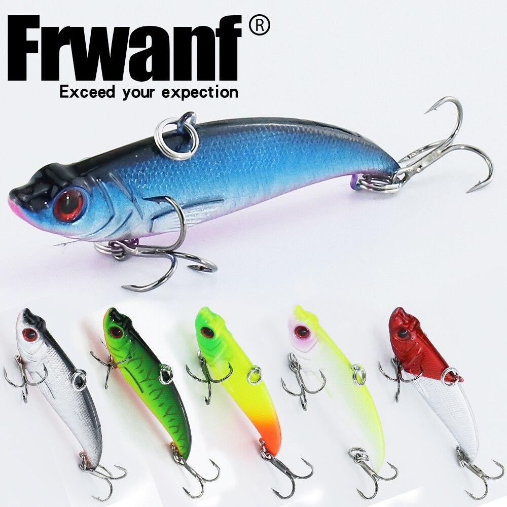 Frwanf 6 τεμάχια / παρτίδα 7.4 εκατοστά 13.5 - Αλιεία - Φωτογραφία 1