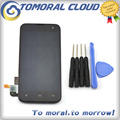 Tomoral For Xiaomi 2 2S M2 M2s Mi2 Mi2s LCD Screen display+touch Digitizer with Frame Free Shipping