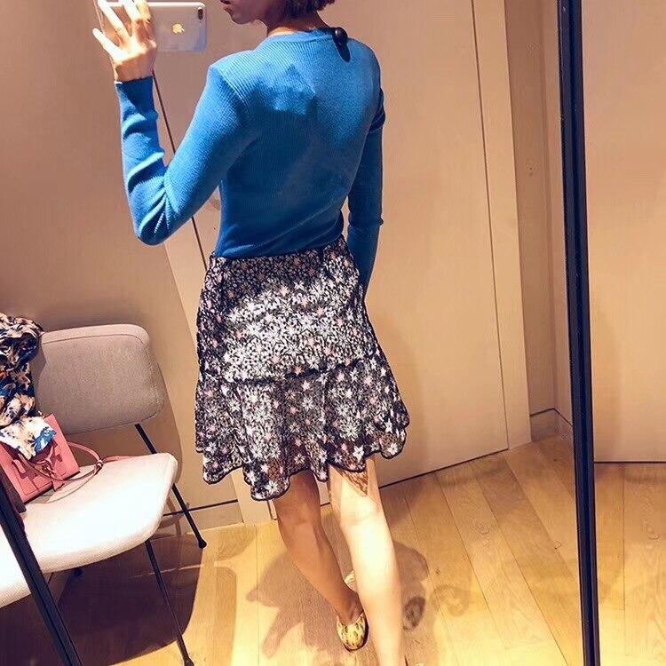 Gamme Casual Marque Haut Mode Solide Tricoté Luxe Femmes Kenvy Laine Mince De Hiver Chandail XxawH1qqgn