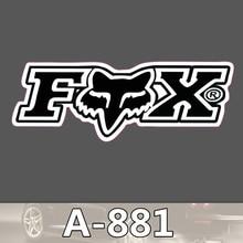 Bevle A-881 FTX Wasserdicht Mode Kühle DIY Aufkleber Für Laptop Gepäck Bike Refit Skateboard Auto Graffiti Cartoon Aufkleber