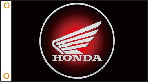Флаг для мотоцикла honda flag 3x5 футов полиэстер 03