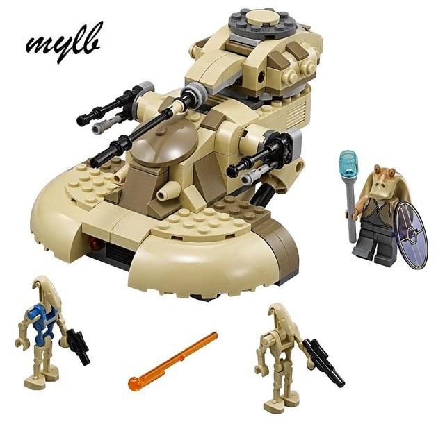 NEW Combat Robot Troop carrier Building Block toy gift 569PCS no box