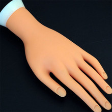 Flexible Plastic Manicure Mannequin