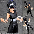 Hot ! NEW YuYu Hakusho Urameshi Yuusuke Kurama Minamino Shuuichi Hiei action figure toys Christmas toy