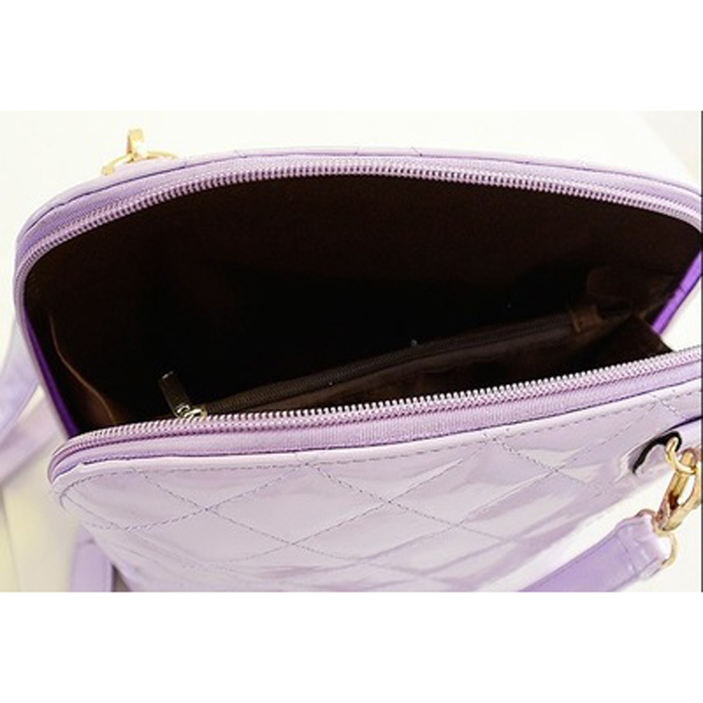 Sacs Feminina 8 Bandoulière Femme Sac Kabelky Femmes En De Bolsa purple Pcs Cuir À pink Black Main Marque Messenger gold Nouveau Épaule D'embrayage XUw5gXrq