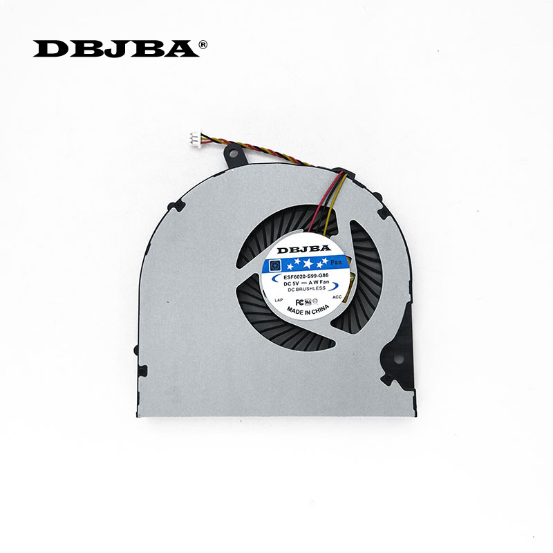 Original New Toshiba Tecra R850 Series Laptop CPU Cooling Fan KSB0805HB -CL2C