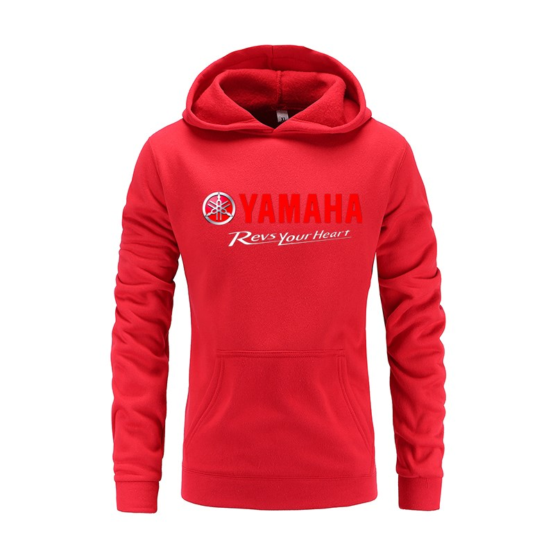 Hoodies & Sweatshirts 2019 Brand Top Motorcycle Yamaha Vmax Revs Your Heart Hoodie Knight Pullover Mens Sportwear Coat Men Sweatershirts Casual Hoodie