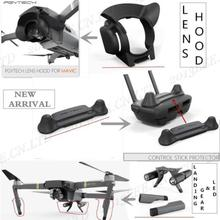 PGY Extended Landing Gear with LED+Lens Hood+Rocker Protector For DJI Mavic Pro