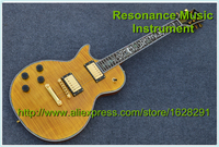 Specially Customed Left Hand Suneye LP Guitar Supreme Model Chinese Guitar Custom Guitar Available