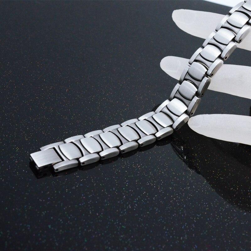 pulseira magnética para homens, ímã, moda, charme,