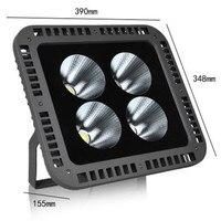 1pcs 100W Led Flood Light 200W IP65 Waterproof COB Spotlight Outdoor Floodlights Lamp Led Reflector Ultrathin