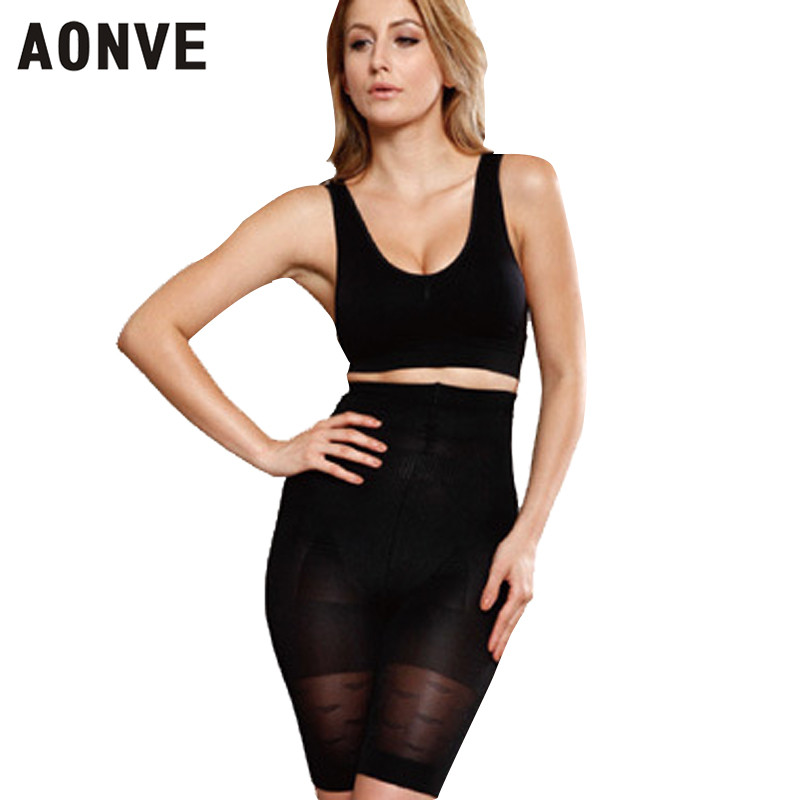 f62a93e317c1d Detail Feedback Questions about AONVE Body Shaper Control Panties Sexy  Slimming Sheath Butt Lifter Underwear For Women Girdle High Waist Trainer  Legs ...