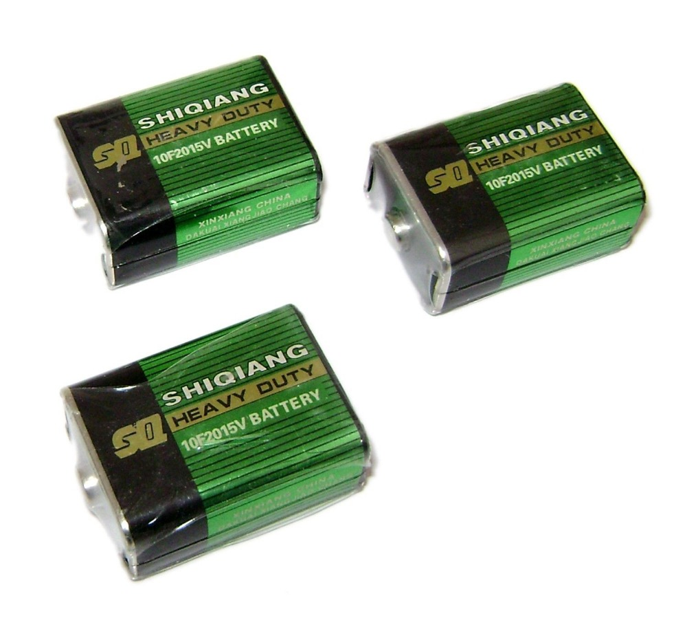 2pcs 10f20 15v Carbon Zinc Battery 220a B154 Dh554 Gp220 For Tube Circuithelp Lithium Ion 37v 2000mah Radio Analog Voltmeter Fd003 In Packs From Consumer Electronics On