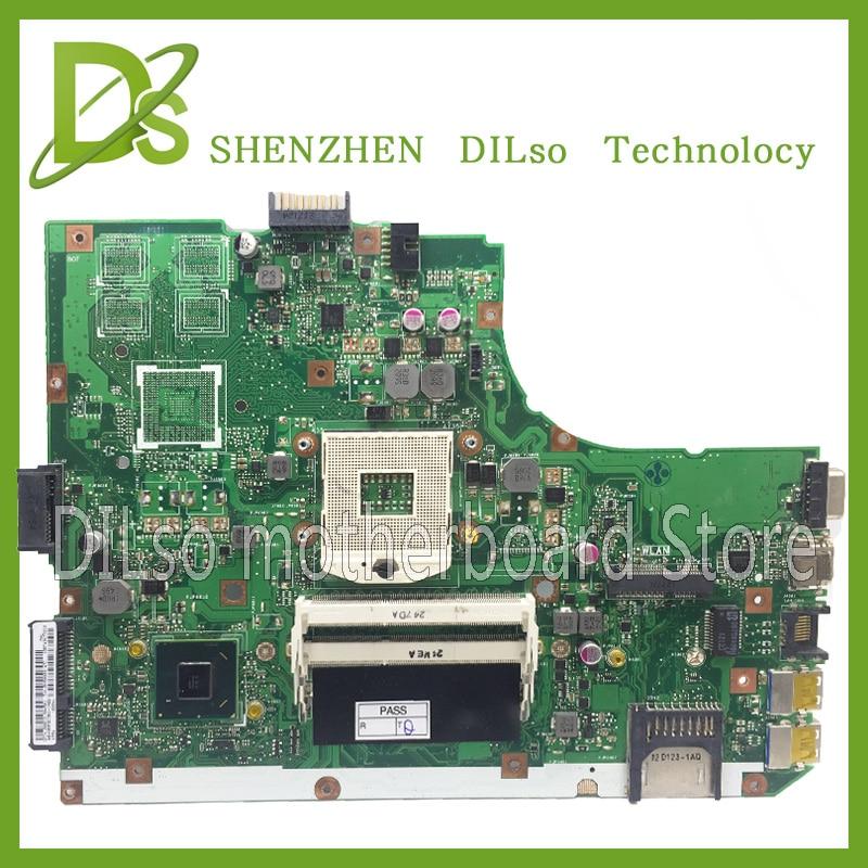 KEFU K55VD K55A For K55VD A55V mainboardFor ASUS K55VD A55V motherboard Integrated 100 tested motherboard