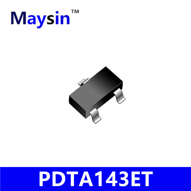 3000PCS PDTA143ET PDTA143 SOT23 SMD HIGH QUALITY