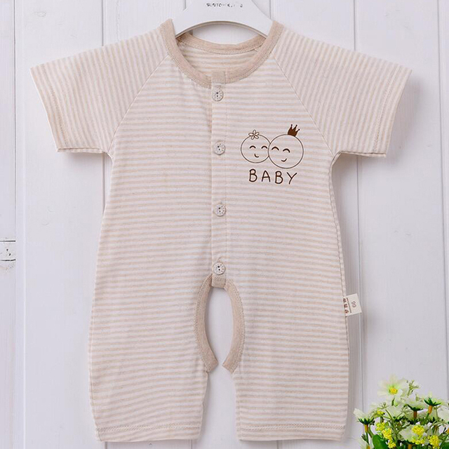 6e5605733 Hot Sale Newborn Baby Clothing Short Sleeve Cotton Summer Baby Rompers  Girls Boys Clothes Roupas De Bebe Infantil Costumes XL162
