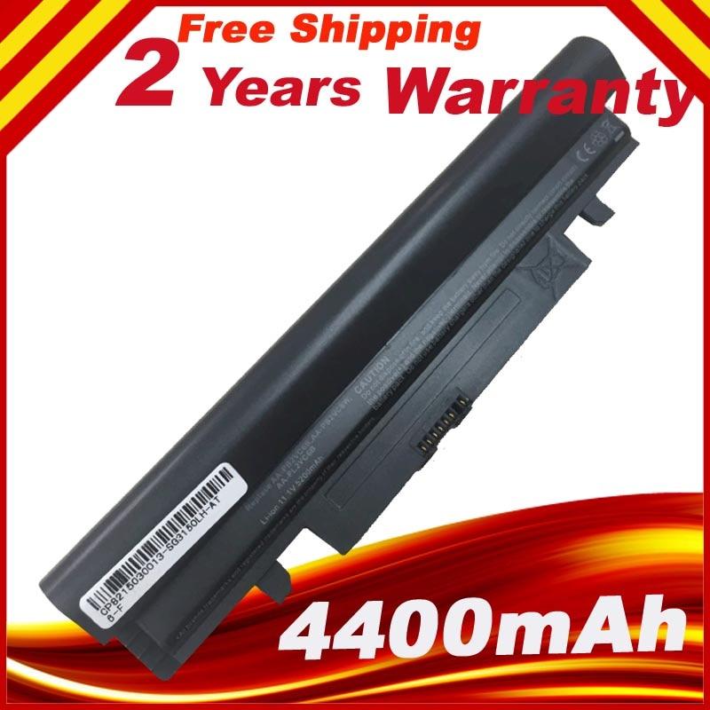 6 cellules batterie pour samsung n145 np-n150 n148 n143 n230 n250 n260 pb2vc6b aa-pb2vc6w aa-pb3vc3b aa-aa-pl2vc6b pl2vc6w aa-pb3vc6b