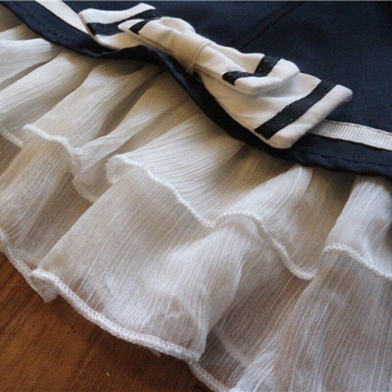 Preppy-Style-Girl-Cute-Lolita-Bow-Black-Ruffles-Long-Sleeve-Sailor-Navy-Collar-Women-Dresses-Autumn (3)
