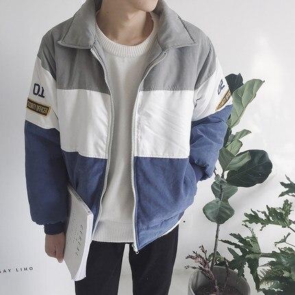New Brand Design 2017 Hot Sale High Quality Men s Jackets Standard European Big Size Winter