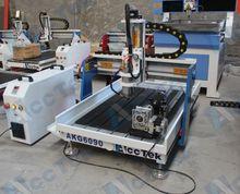 aluminum cutting machine cnc router /1.5kw 3d cnc router kit