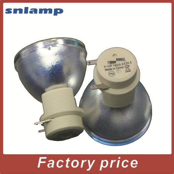 P-VIP 190W original projector lamp/bulb for MC.JF711.001 / X1170 / X1270 / X1270N / X1170A / X1270Hn Projectors compatible p vip 230w 0 8 e20 8 projector lamp np19lp bulb for u250x u260w