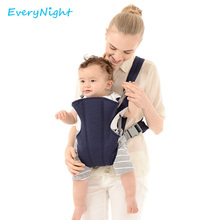Every Night Baby Bakpack Newborn Hipseat Carriers  Load Bearing 20kg Kangaroo Cradle Pouch Sling Front Carry Toddler wrap 0~36M