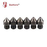 Reprap MK8 Hardened steel nozzle 1.75mm 0.4/0.6/0.8/1.0/1.2/1.5mm for MK8 hotend kit